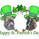 Happy St. Patrick's Day by Alexandra Wise-Brogna
