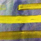 Three Yellow Lines by kainaatcreation
