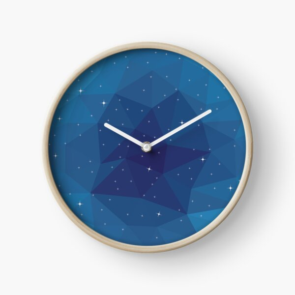 To the stars (and beyond?) Clock