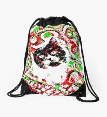 Gato Drawstring Bag