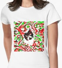 Gato Fitted T-Shirt