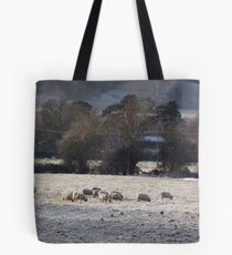 Ooh!  It`s so cold. Tote Bag