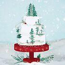 A Winter Cake by Sybille Sterk