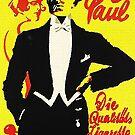 Gentleman in formalwear Tails, 1928 by edsimoneit