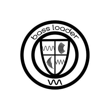 """""""Bass Loader"""" logo 1 by Wuiye"""