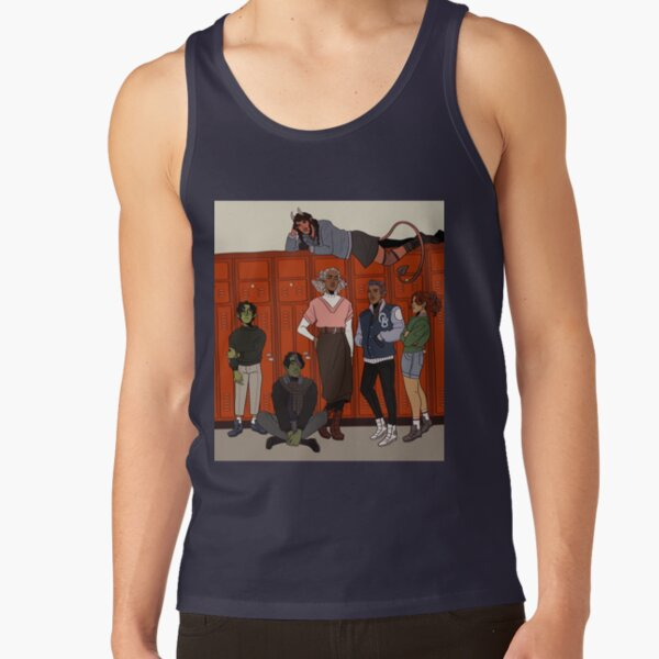 sincerely yours, the bad kids Tank Top