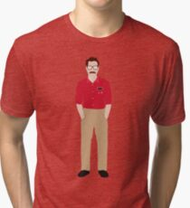 Her - Theodore Twombly  Illustration Vintage T-Shirt