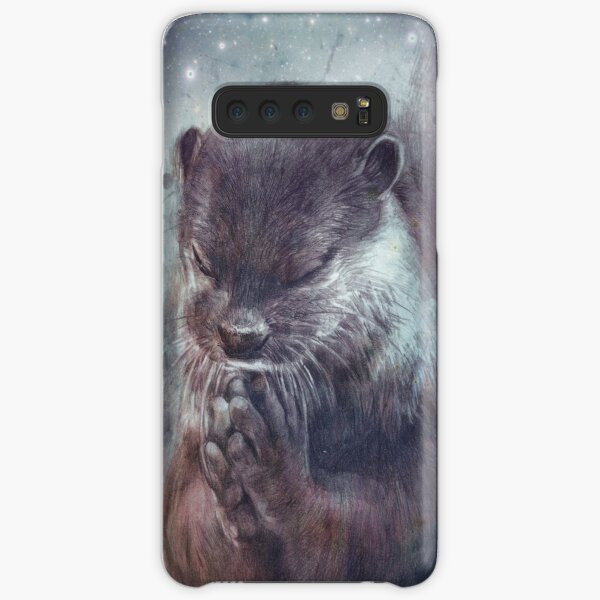 Holy Otter Samsung Galaxy Snap Case