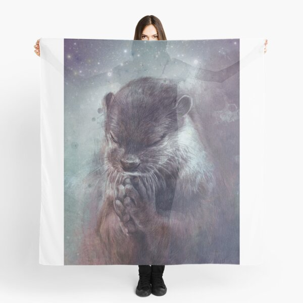 Holy Otter Scarf