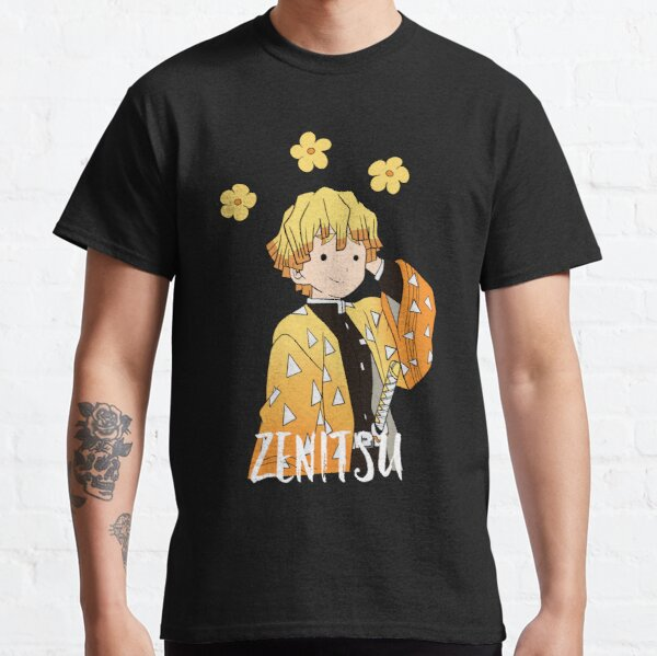 Cute Zenitsu Classic T-Shirt