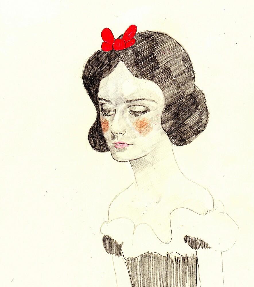 Snow White by Ryan Humphrey