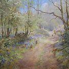 Spring Bridleway, Harbottle, Northumberland by JoeHush