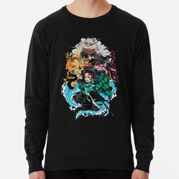 Demon Slayer Lightweight Sweatshirt