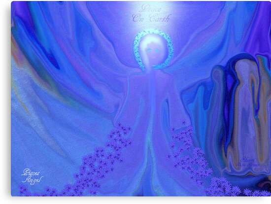PISCES ANGEL!!      PEACE ON EARTH by SherriOfPalmSprings Sherri Nicholas-