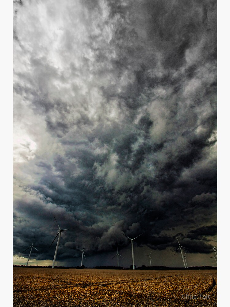 Powerful Storm by christait