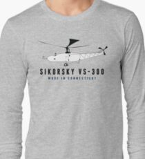 Sikorsky VS-300 Long Sleeve T-Shirt