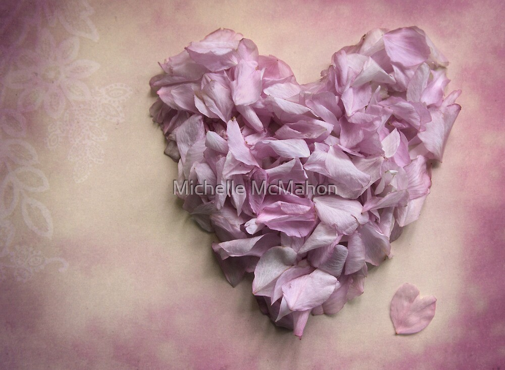 heart.. by Michelle McMahon