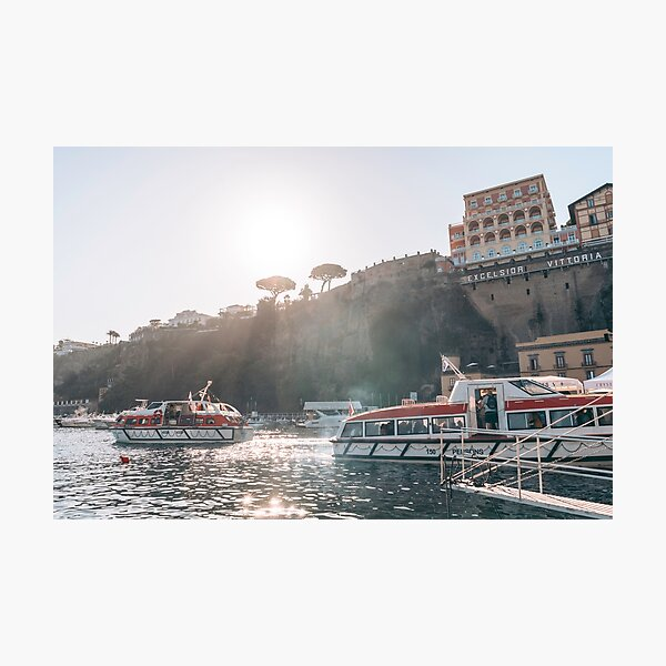 Sorrento, Italy - 2019 Photographic Print