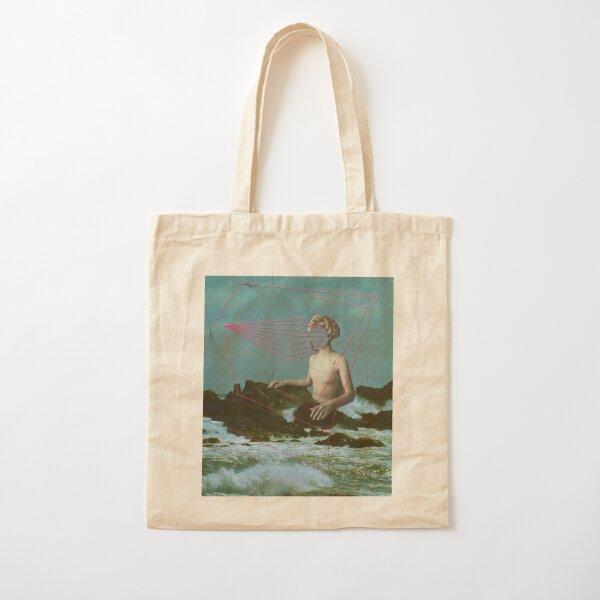 spray Cotton Tote Bag