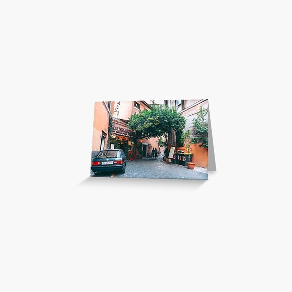Rome, Italy - 2019 Greeting Card