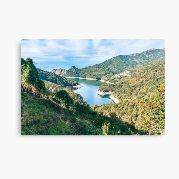 Gorges du Prunelli, Corsica - 2019 Canvas Print
