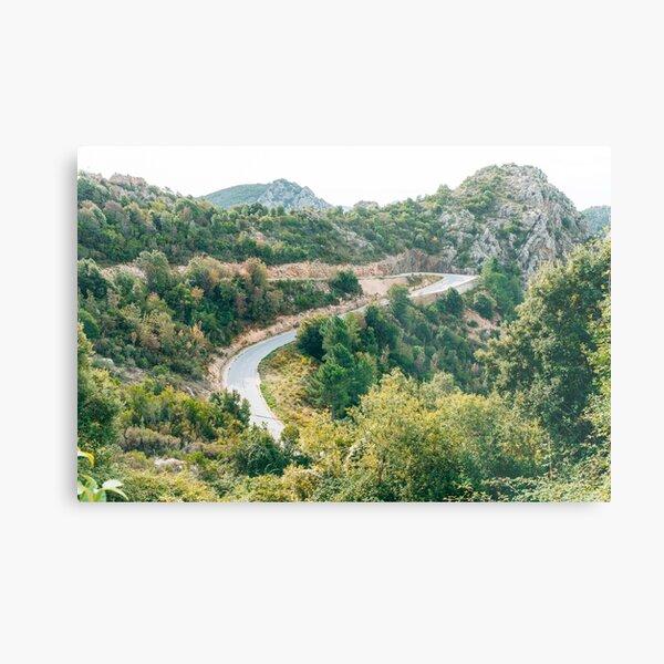 Gorges du Prunelli, Corsica - 2019 Metal Print