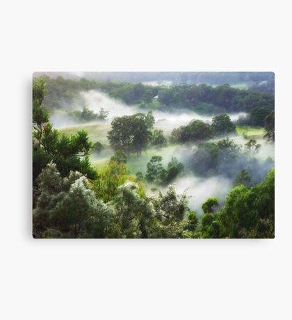"'Morning Sparkles"" Canvas Print"