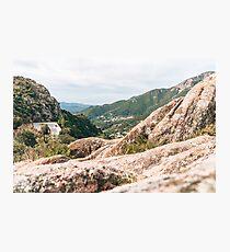Gorges du Prunelli, Corsica - 2019 Photographic Print