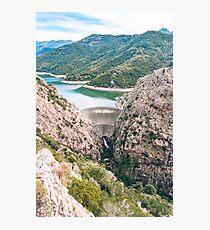 Gorges du Prunelli, Corsica Photographic Print
