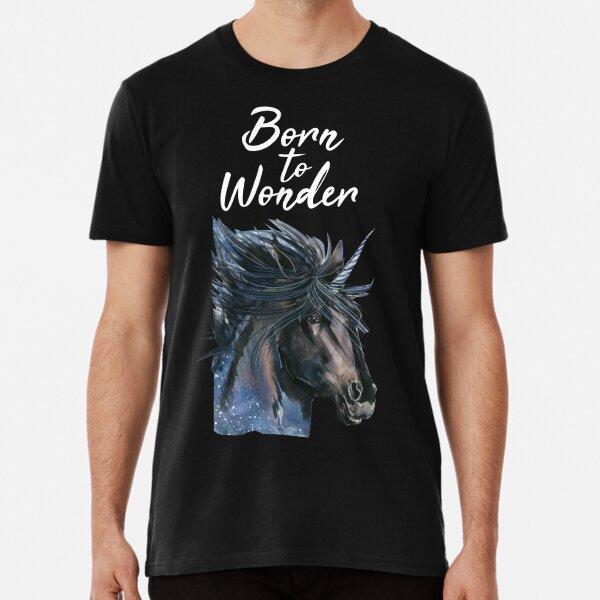 Born to wonder Premium T-Shirt