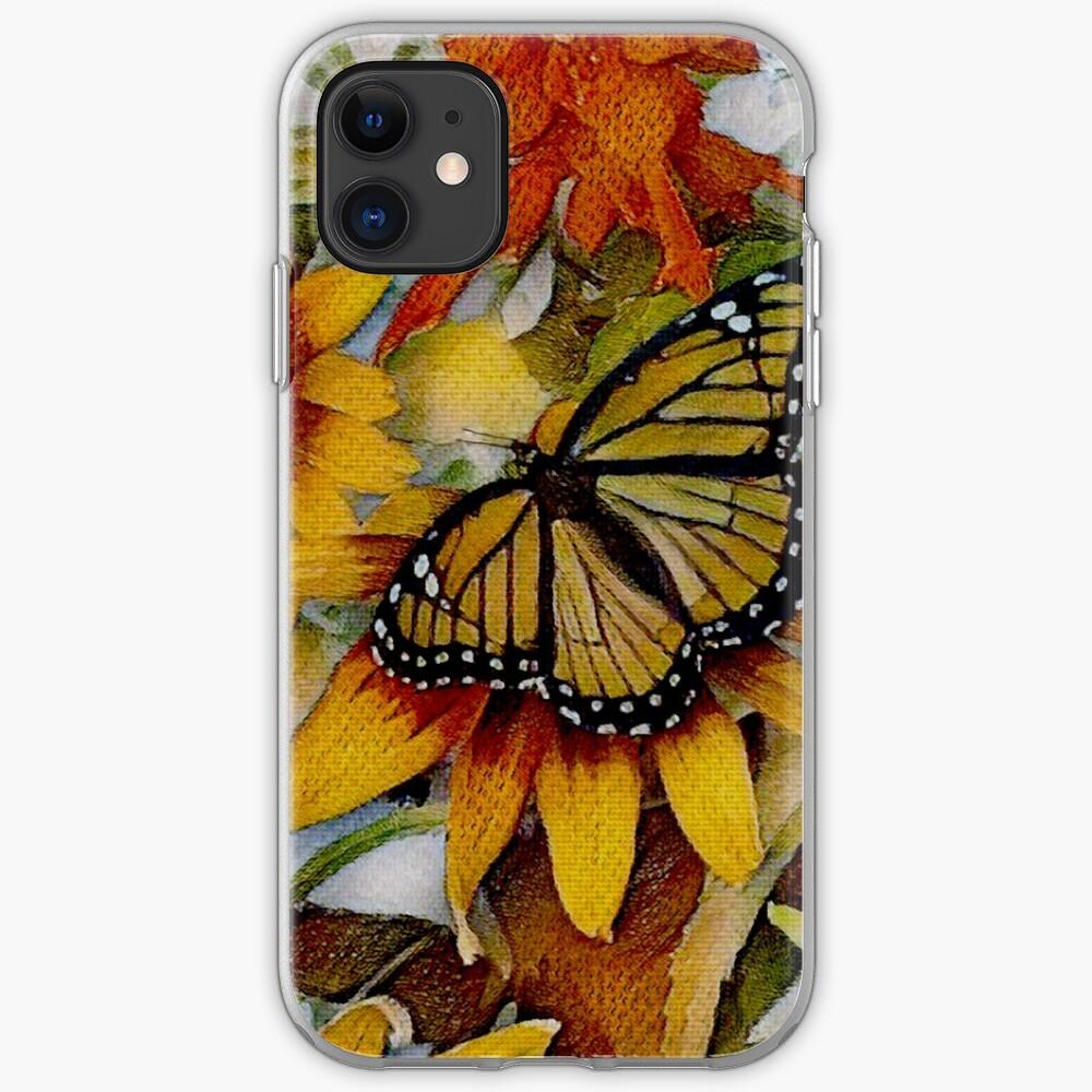 Art Show Monarch iPhone Case & Cover