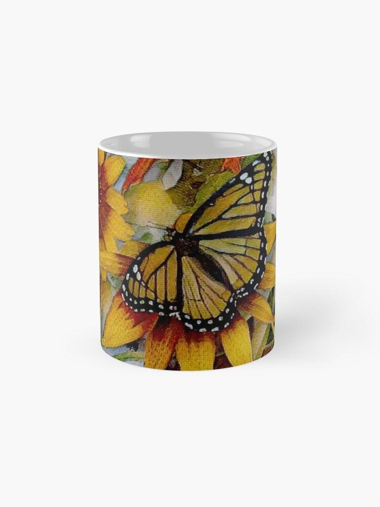 Alternate view of Art Show Monarch Mug