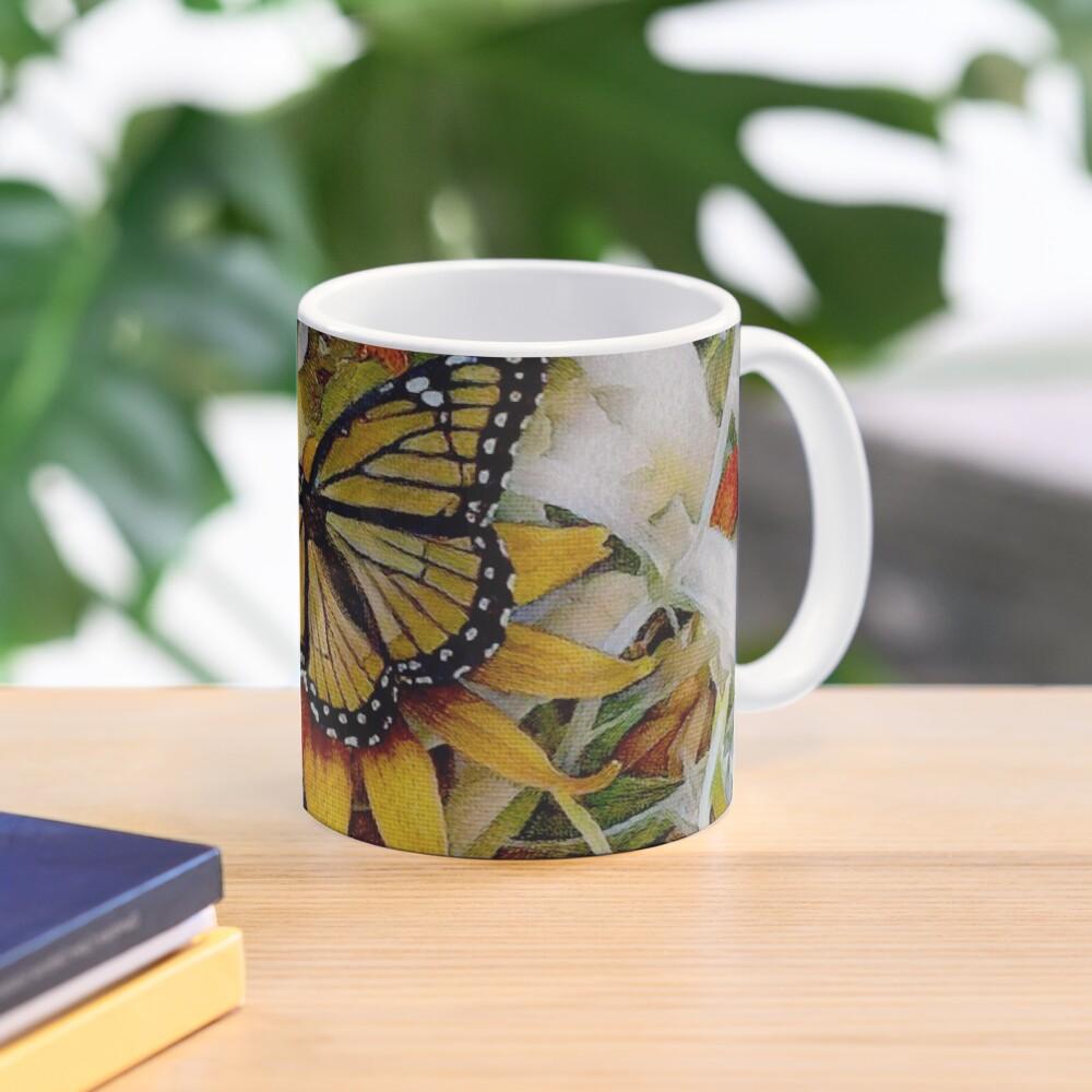 Art Show Monarch Mug