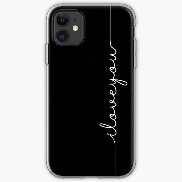 I love you iPhone Soft Case
