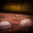 Doctor - Optician - What a spectacle by Michael Savad
