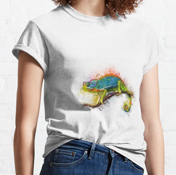 Chameleon Art Classic T-Shirt