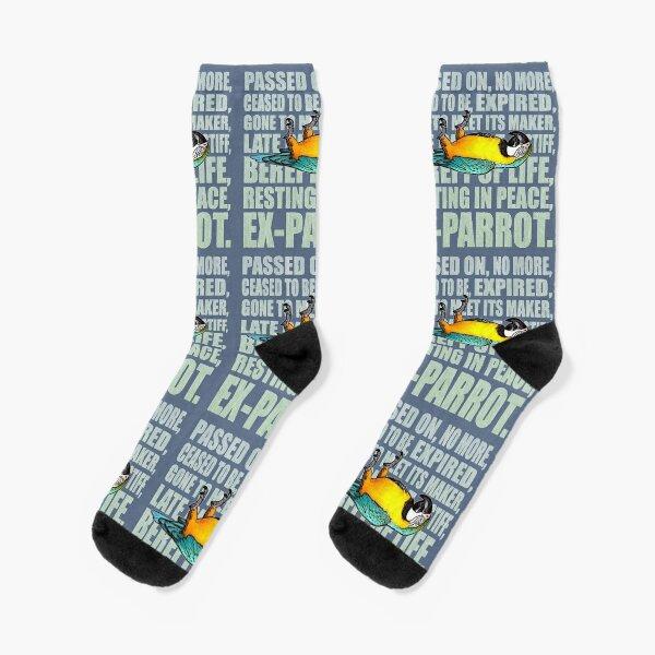 EX - Parrot Socks