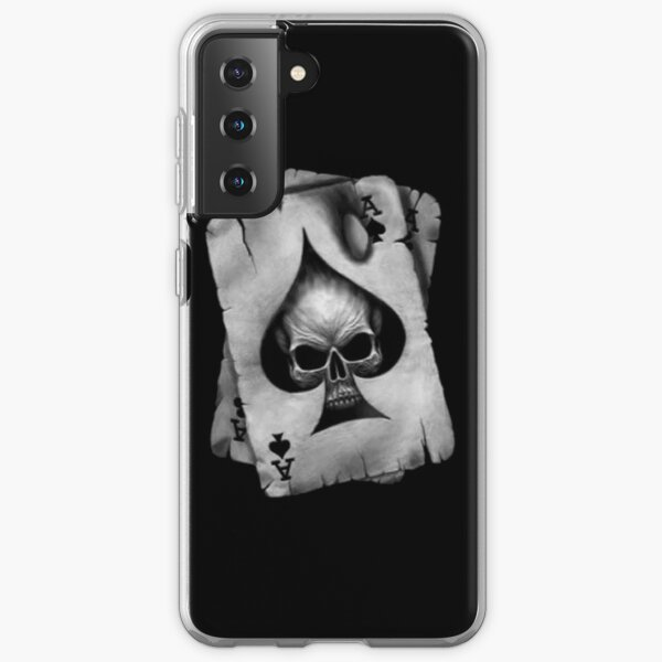 Ace of Skulls  Samsung Galaxy Soft Case