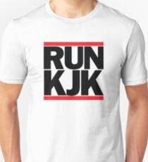 Running Man Kim Jong Kook 'RUN KJK' Unisex T-Shirt