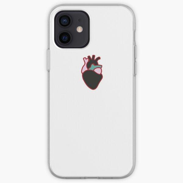 coeur inspiration pnlqlf Coque souple iPhone