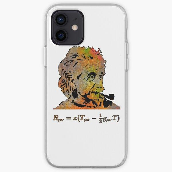 Einstein field equations iPhone Soft Case