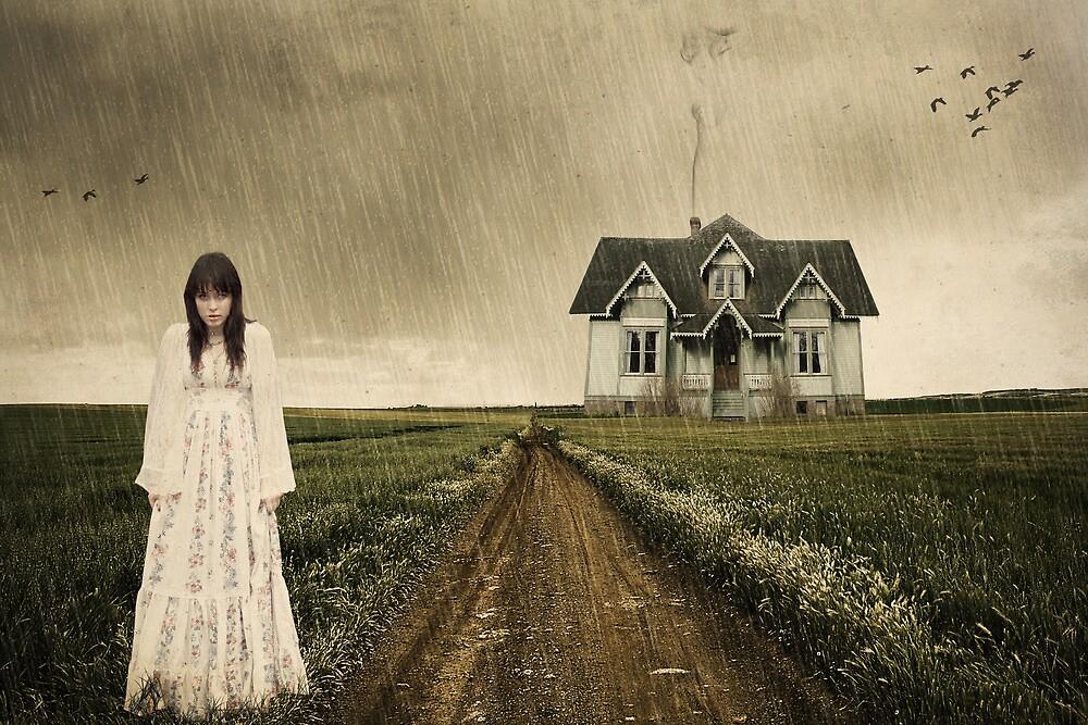 Rain.... by Carol Knudsen