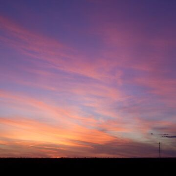 Western Lines                                                                               Ilfracombe Queensland by Dinkss