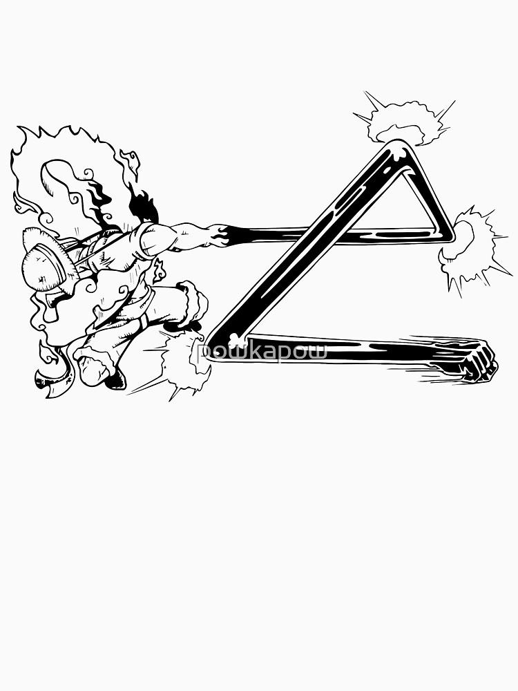Monkey D. Luffy Gear Fourth (Snakeman King Cobra) by powkapow