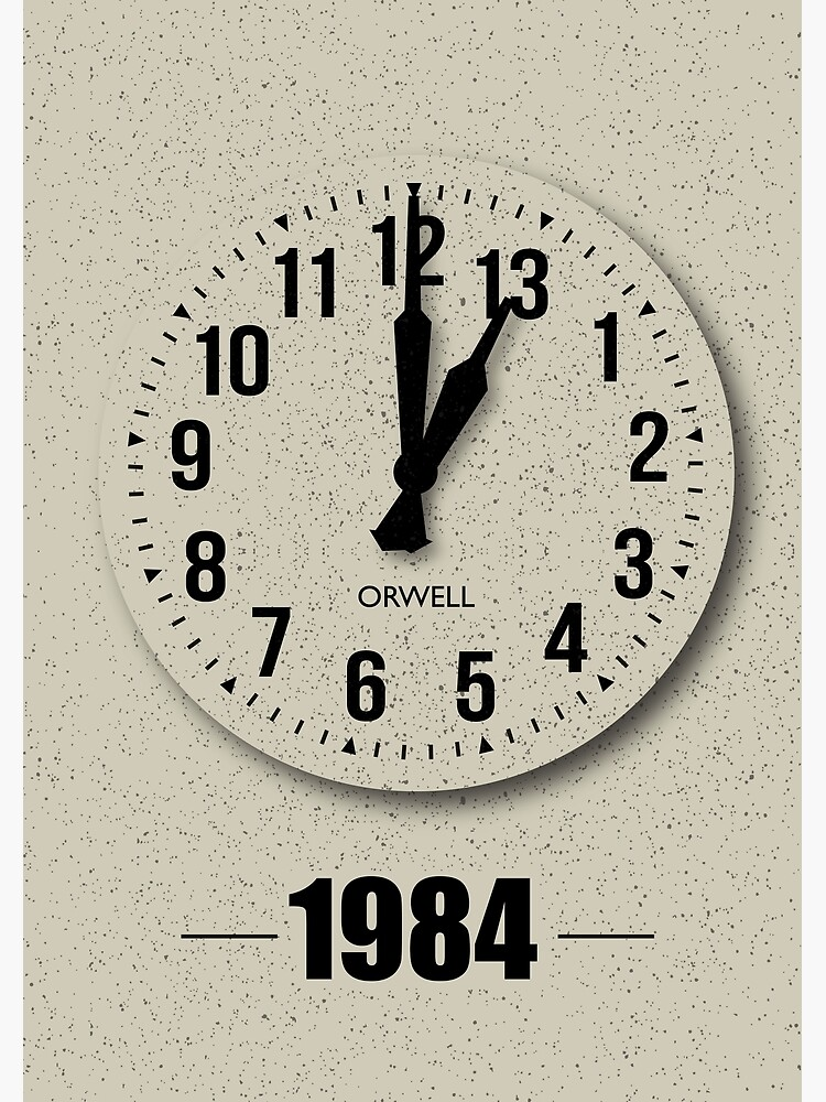 1984 - Nineteen Eighty-Four by MoviePosterBoy