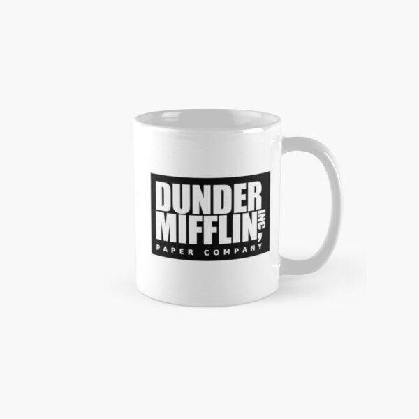The Office Dunder Mifflin Classic Mug