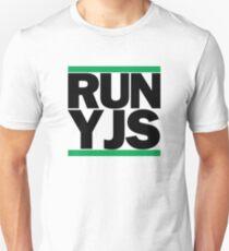 Running Man Yoo Jae Suk 'RUN YJS' Unisex T-Shirt