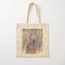 Ghost XIII Cotton Tote Bag