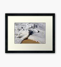 Foam Framed Print