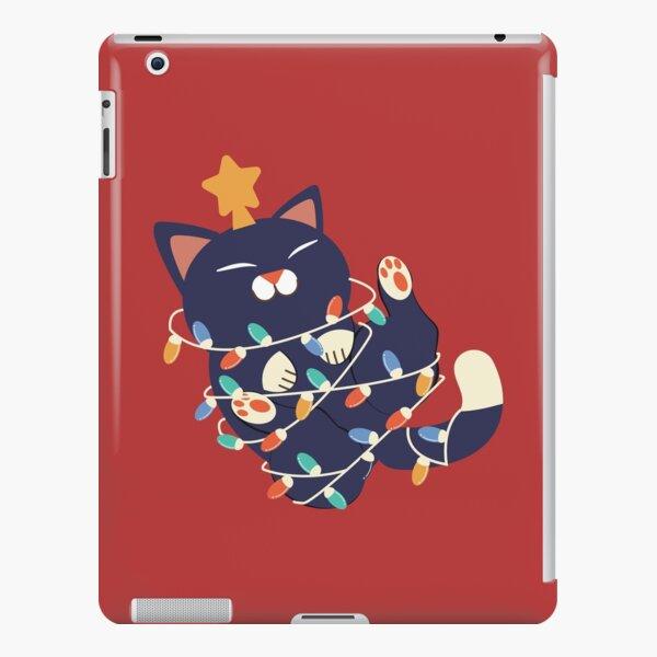Christmas Kitty iPad Snap Case